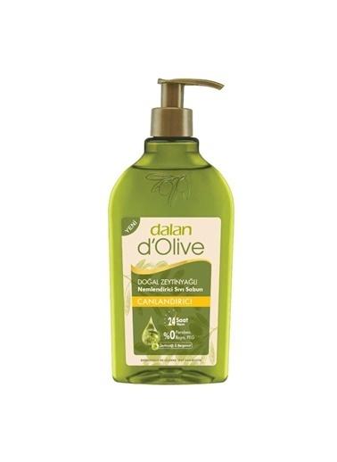 Dalan Dalan Dolive Zeytinyağlı Canlandırıcı Sıvı Sabun 300 Ml Renksiz